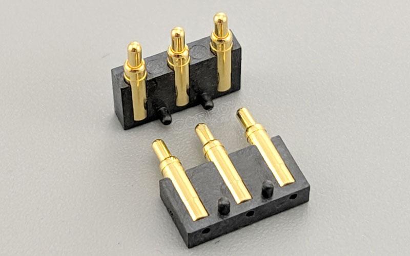 pogopin弹簧顶针简单的安装方法介绍